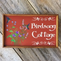 Custom Wood Signs, Personalized Signs and Home Decor, Customized Wood Signs, Cottage Style Signs, Country Living Decor, Custom and Personalized Gift Ideas, Cottage Home, Decorative Wall Art, Floral Art, Hummingbirds, Rustic Country Style Wall Decor, Outdoor Signs, Handmade by Crow Bar D'signs