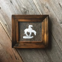 End of the Trail, Rustic and Reclaimed Barn Board Decor, Native American Wall Decor, Western Home Decor Ideas, Horse and Equine Decor, Salvaged Wood Wall Art, Reclaimed Wood Wall Decor, Handmade Wall Decor